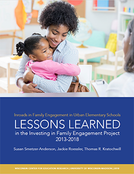 lessons learned report cover